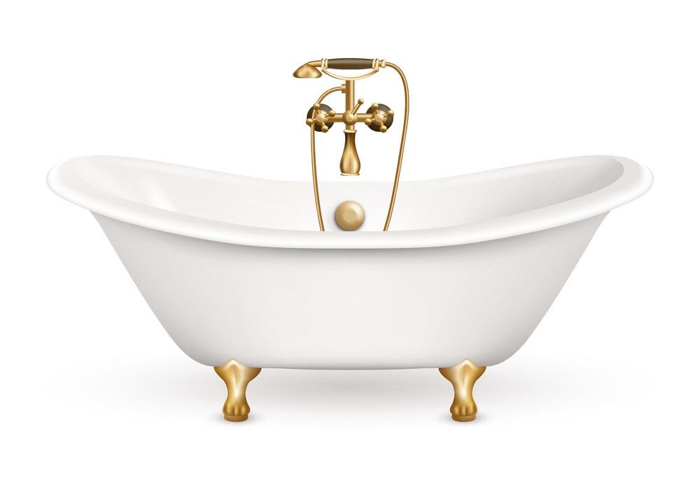 realistic-retro-bathtub-icon-vector-8892565