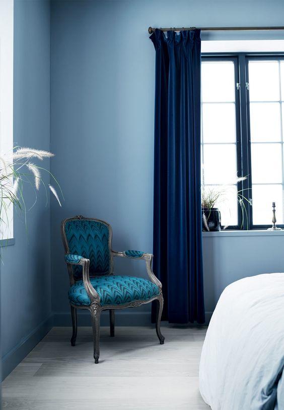 išskirtinis dizainas miegamajame