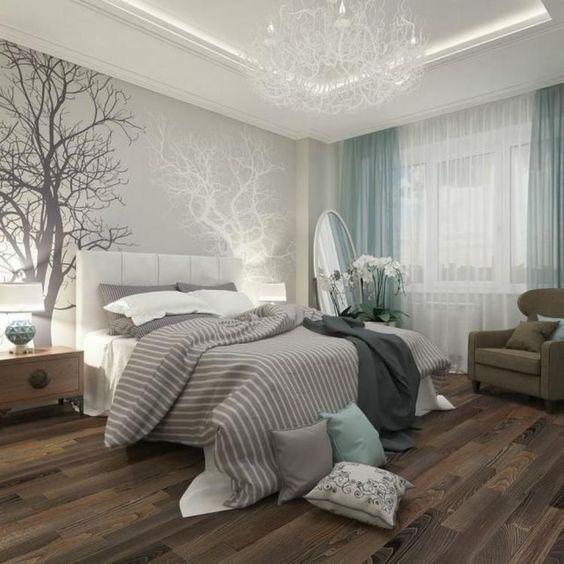 rudos spalvos miegamasis