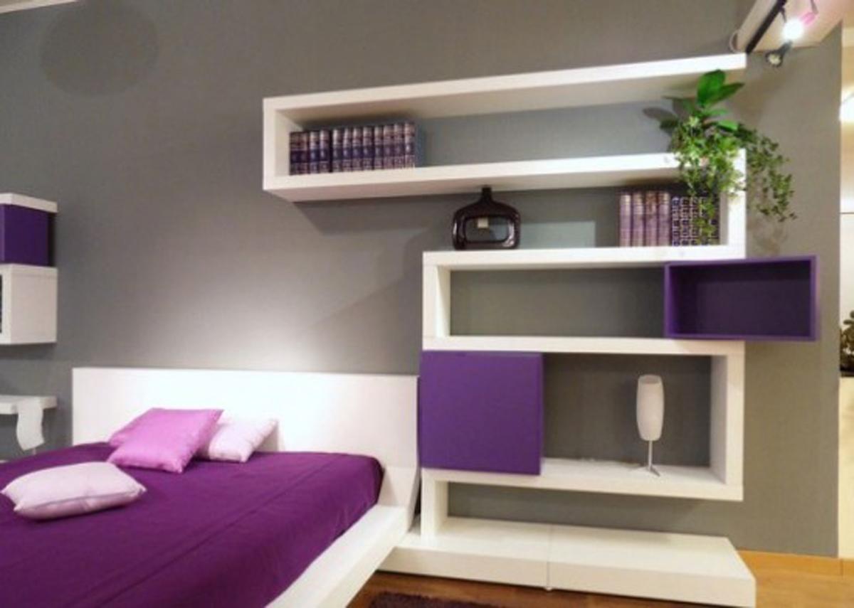 violetinis kambarys