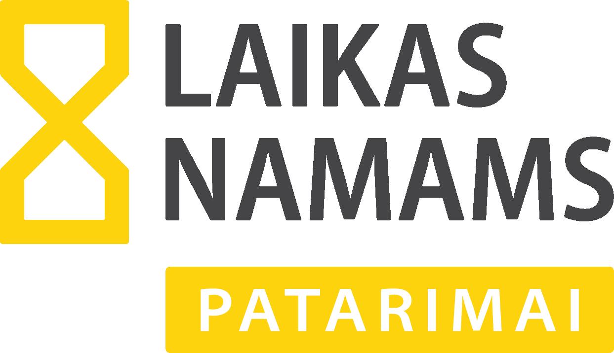 LAIKAS NAMAMS PATARIMAI