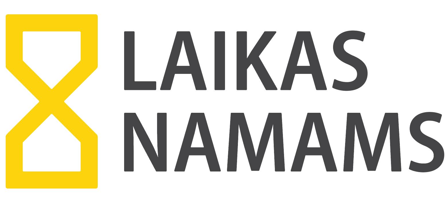 logo_laikasnamams